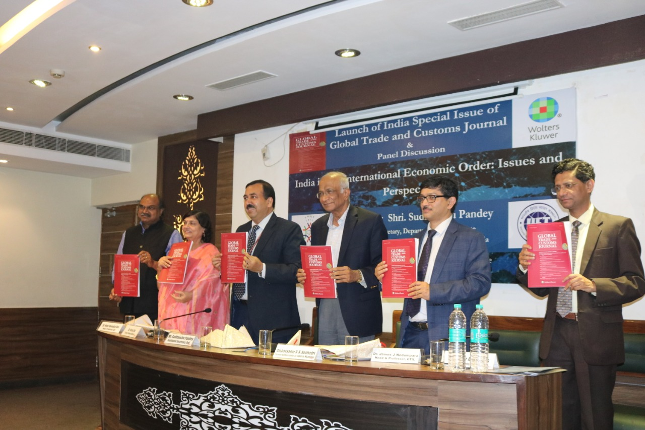 Launch of Special Issue of Global Trade & Customs Journal