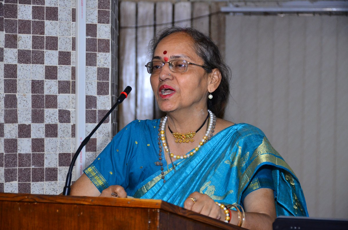 Dean Address by Dr. Vijaya Katti, Dean, IIFT during the Inaugural Session of Training Programme
