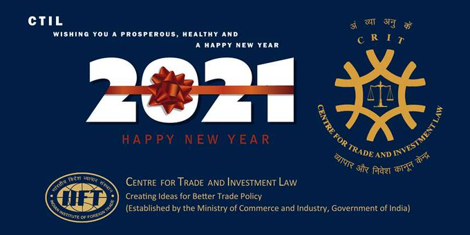 CTIL Wishes Happy New Year 2021