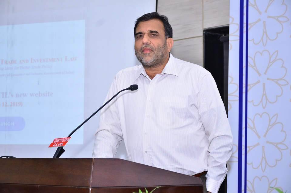 Dr. Anup Wadhawan, Commerce Secretary, GoI at the 2nd Anniversary of CTIL